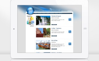 El web institucional | 2