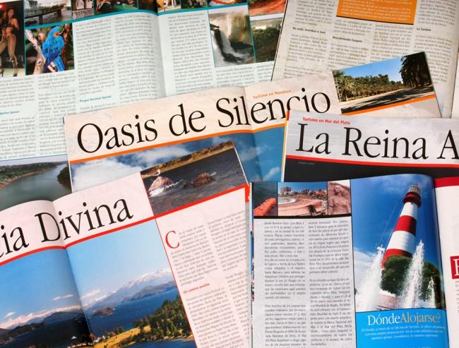Libros, revistas, boletines