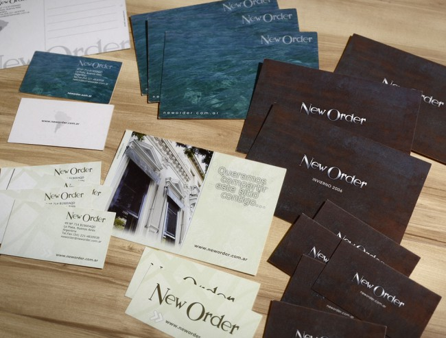 New Order   Postcards y +